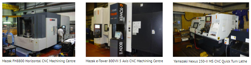 IMPS Japanese CNC Machines